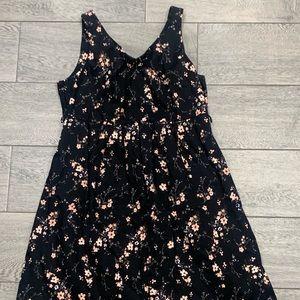 Motherhood Maternity floral dress size M